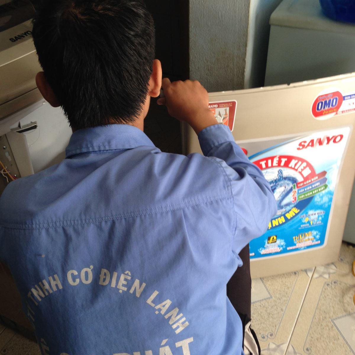 Cần bảo dưỡng máy giặt giá rẻ