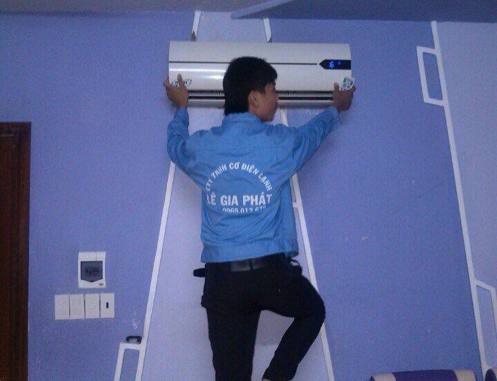 Sửa máy lạnh quận 6 uy tín